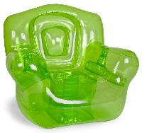 the super inflatable Chair lime