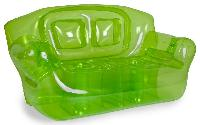 the super inflatable sofa lime