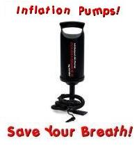 Intex Double Quick II Manual Hi Output Air Pump