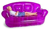 The Super Inflatable sofas