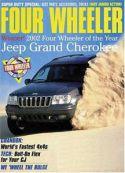 Four Wheeler Magazine Subscription