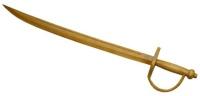 Saber Wooden Practice Sword