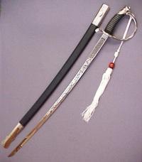 USMC Sword (Silver)