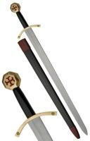Templar Knight Crusader Sword