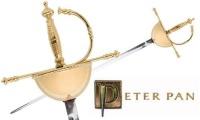 Peter Pan Sword by Marto of Toledo Spain